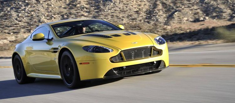 Aston Martin Tracking System